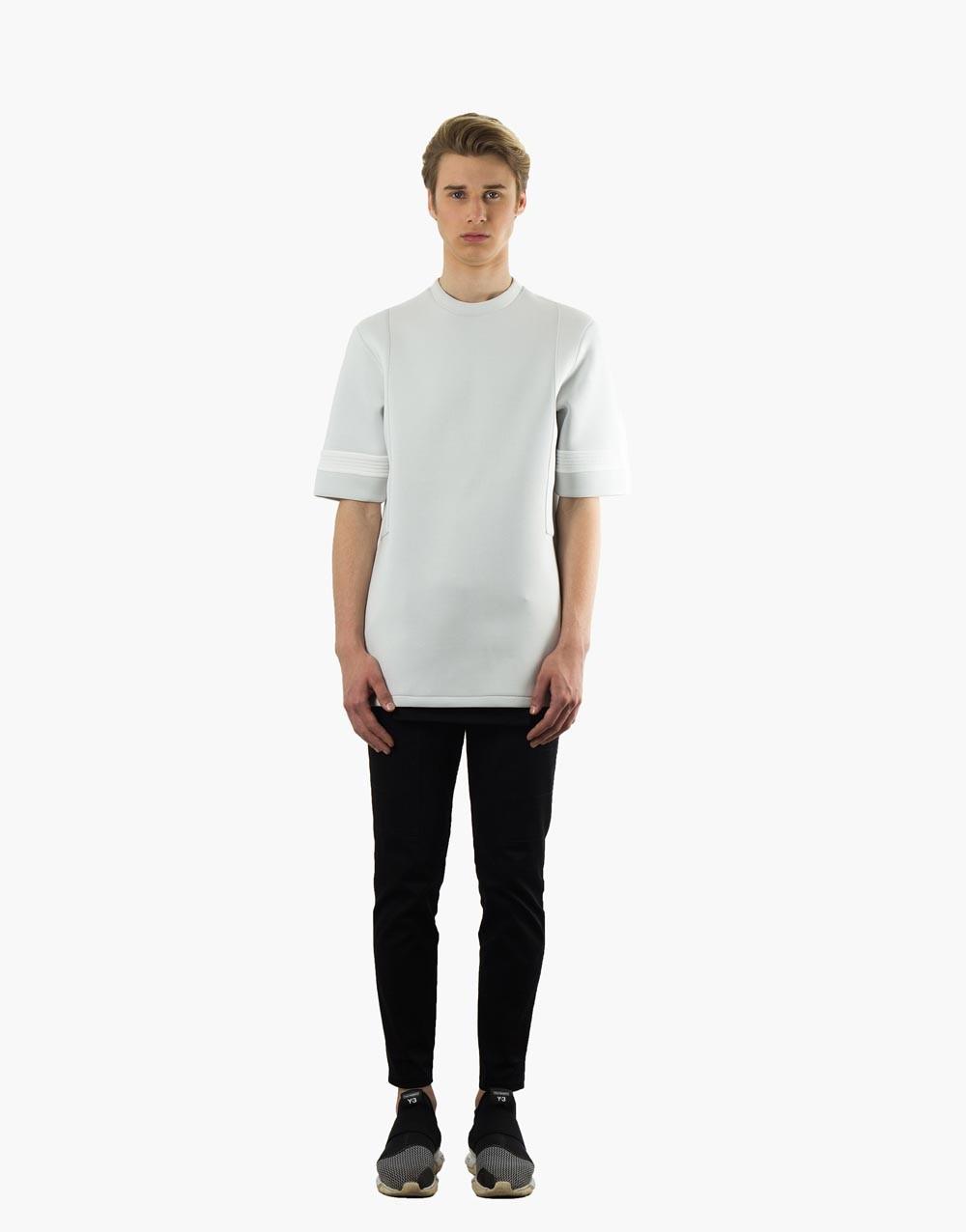KEN t-shirt white front