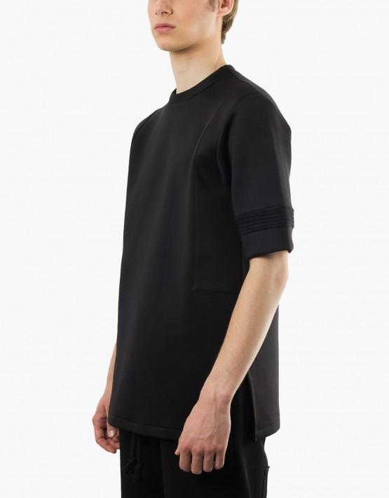 KEN t-shirt black detail