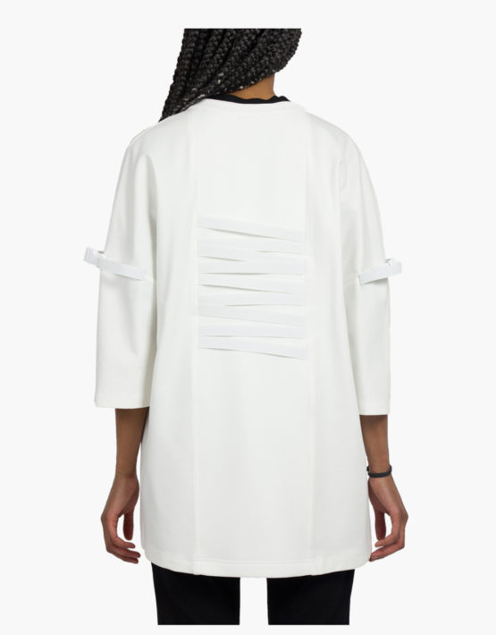 Fudoshin kimono v2 white ATHRTY