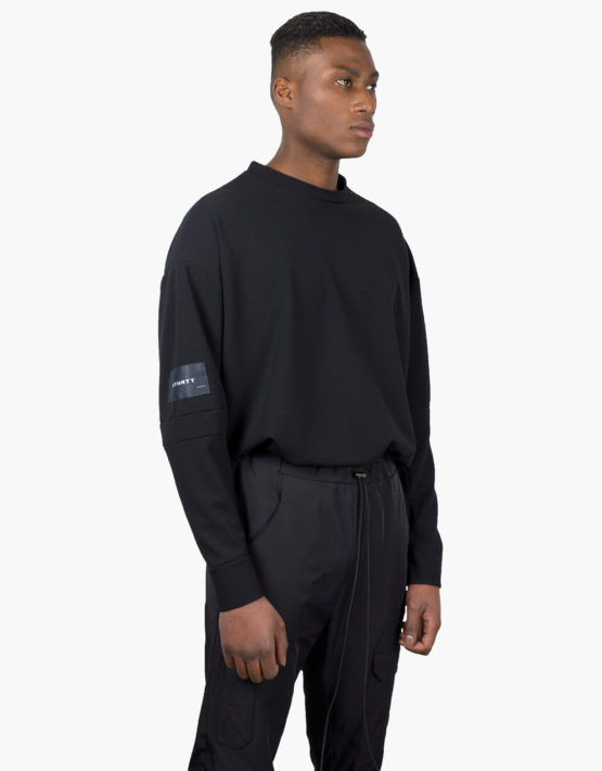 Crocus sweater black ATHRTY SS19