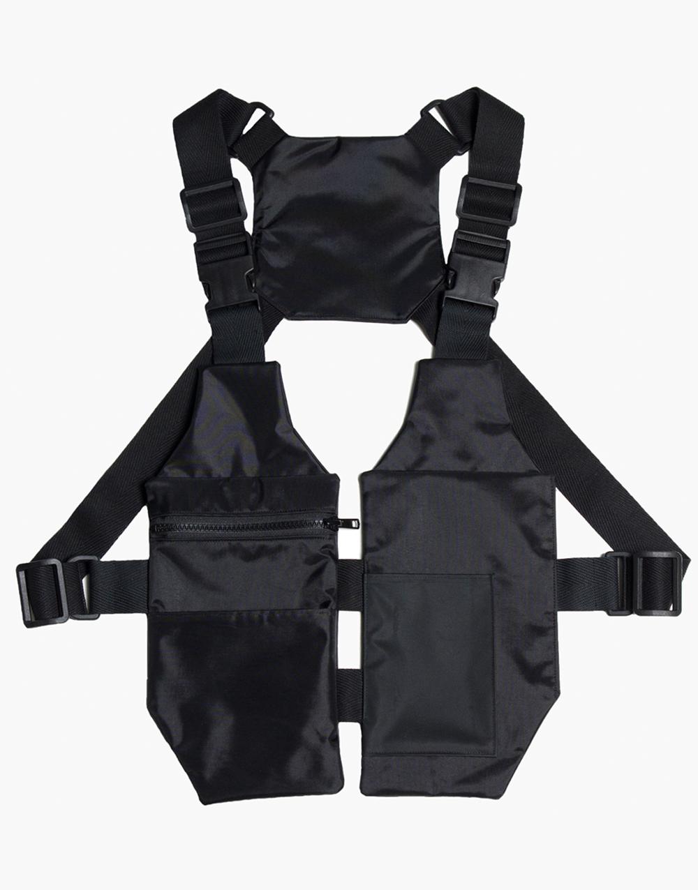 amethyst armor black ATHRTY SS19